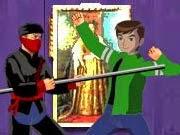 Ben 10 Vs Ninja | Juegos15.com