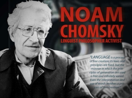 noam chomsky moreover due to the controversy that the theory created the essay illustrates an study realized in order to unveil if chomsky was right or not and the