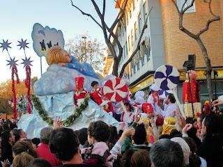 Cabalgata de Reyes de Triana - Sevilla 2012 - 01