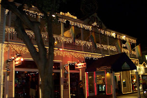 Christmas Lights on Duval Street