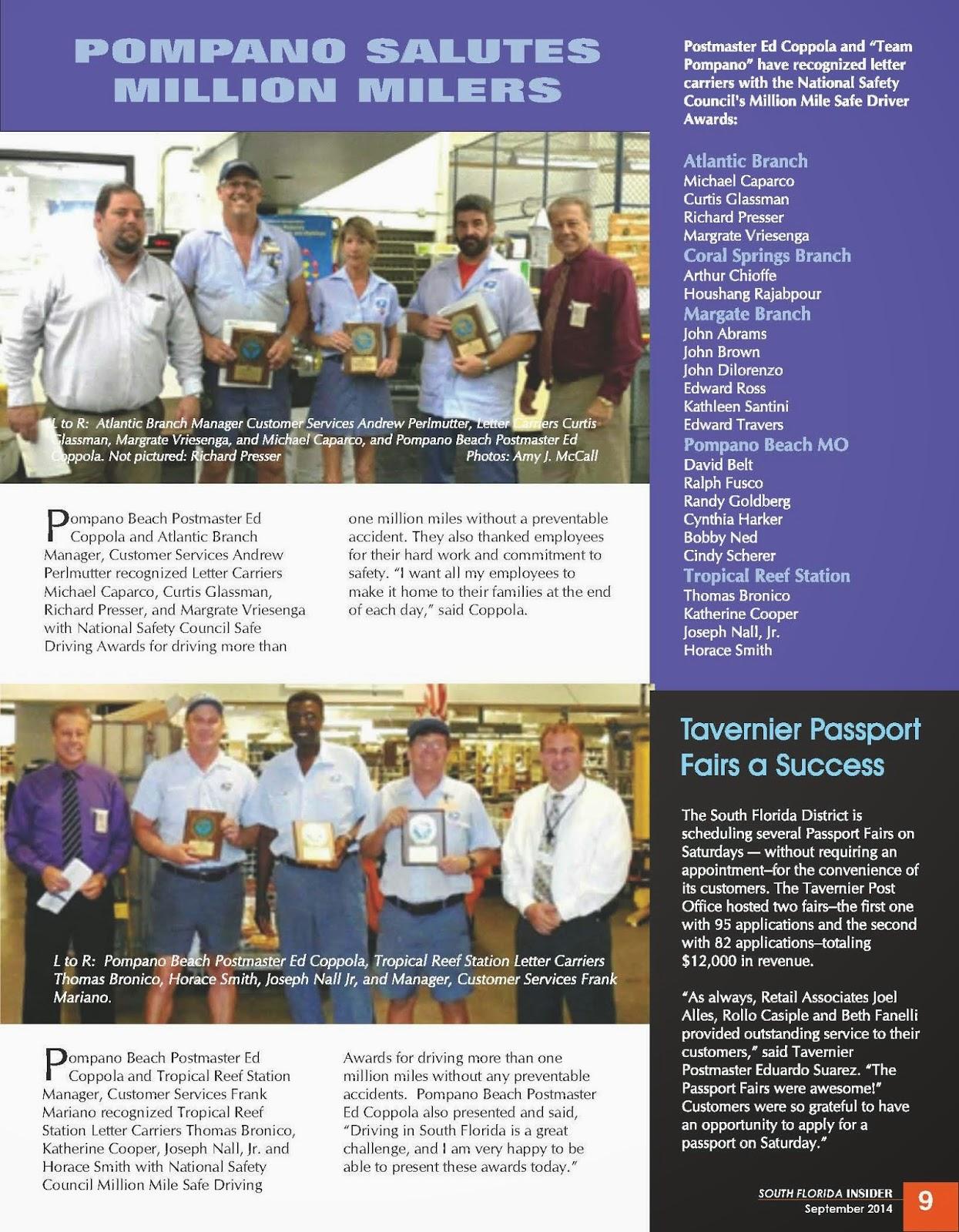 South Florida Postal Blog: September 2014 How To Apply For A Passport