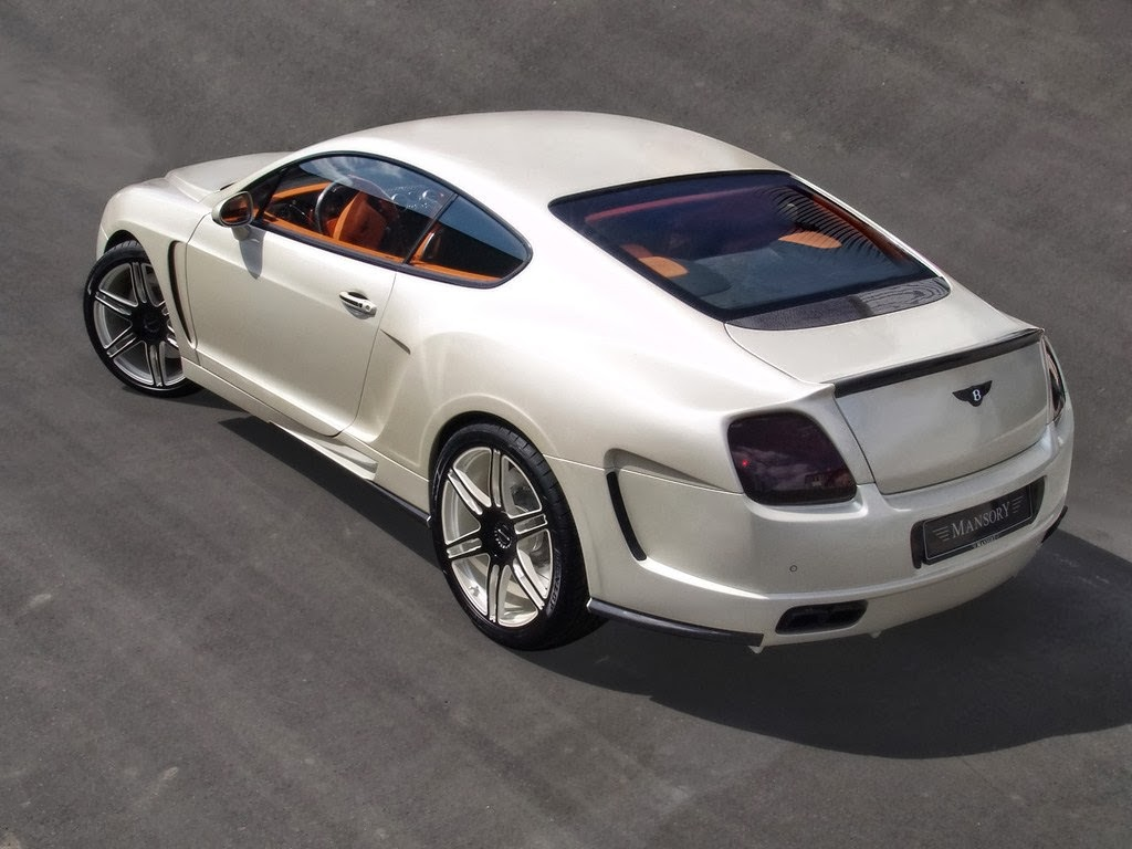 Bentley Continental Gth Car Picture