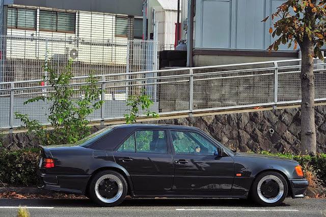w124 japan