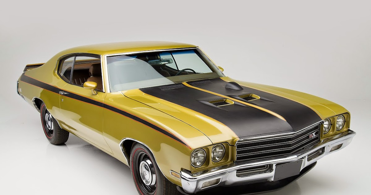 Blog Do Camaro Buick Gsx