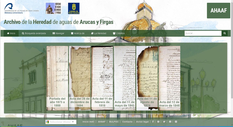 Consulta Documentos Históricos