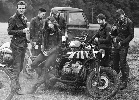 Belstaff roupas e acessórios para motoqueiros