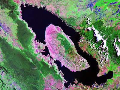 Doubt over 'volcanic winter' after Toba super-eruption