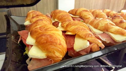 Prosciutto and Brie Croissant