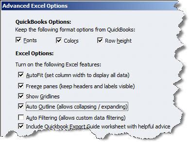 QuickBooks features Abound
