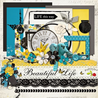 A Beautiful Life Collection & Freebie