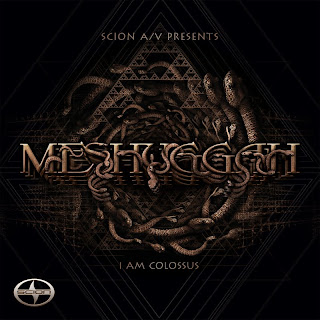 Meshuggah   I Am Colossus (Single)