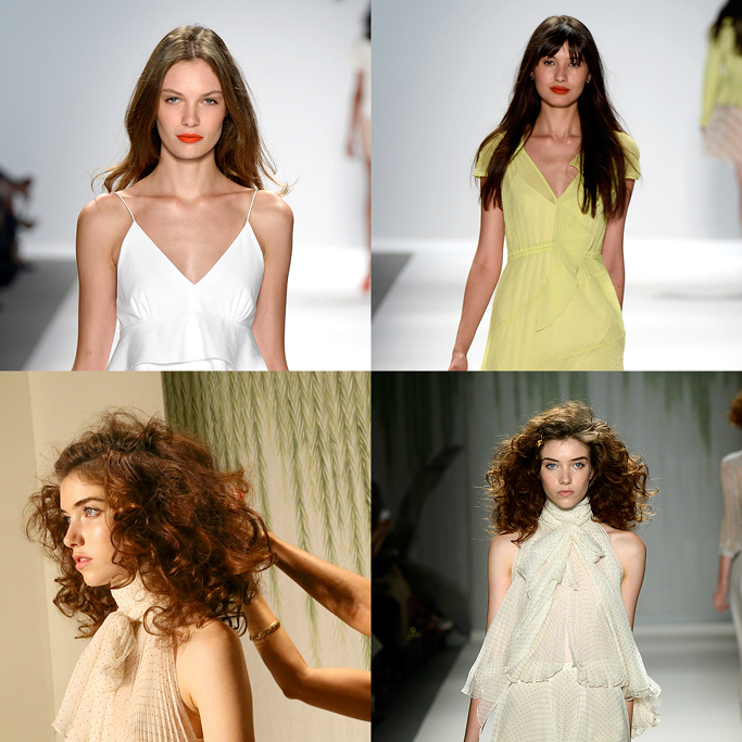 Spring 2014 Hair Trends
