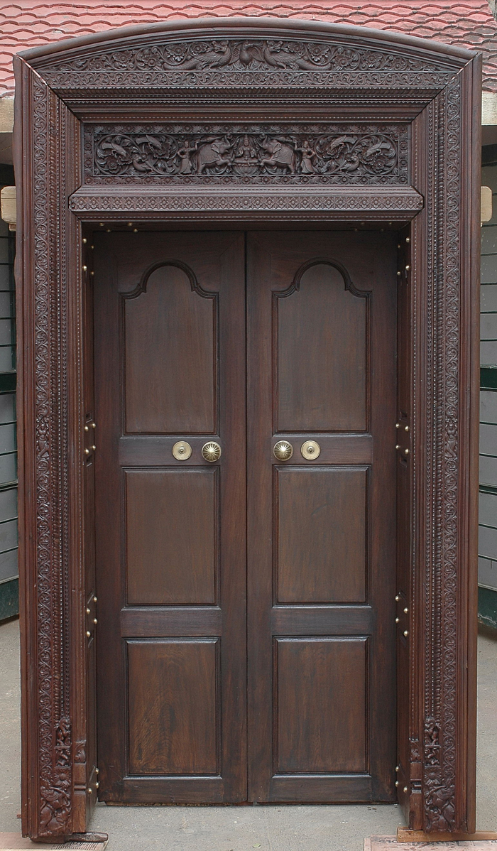 Hd wallpaper gallery wooden doors pictures wooden doors for Main two door designs