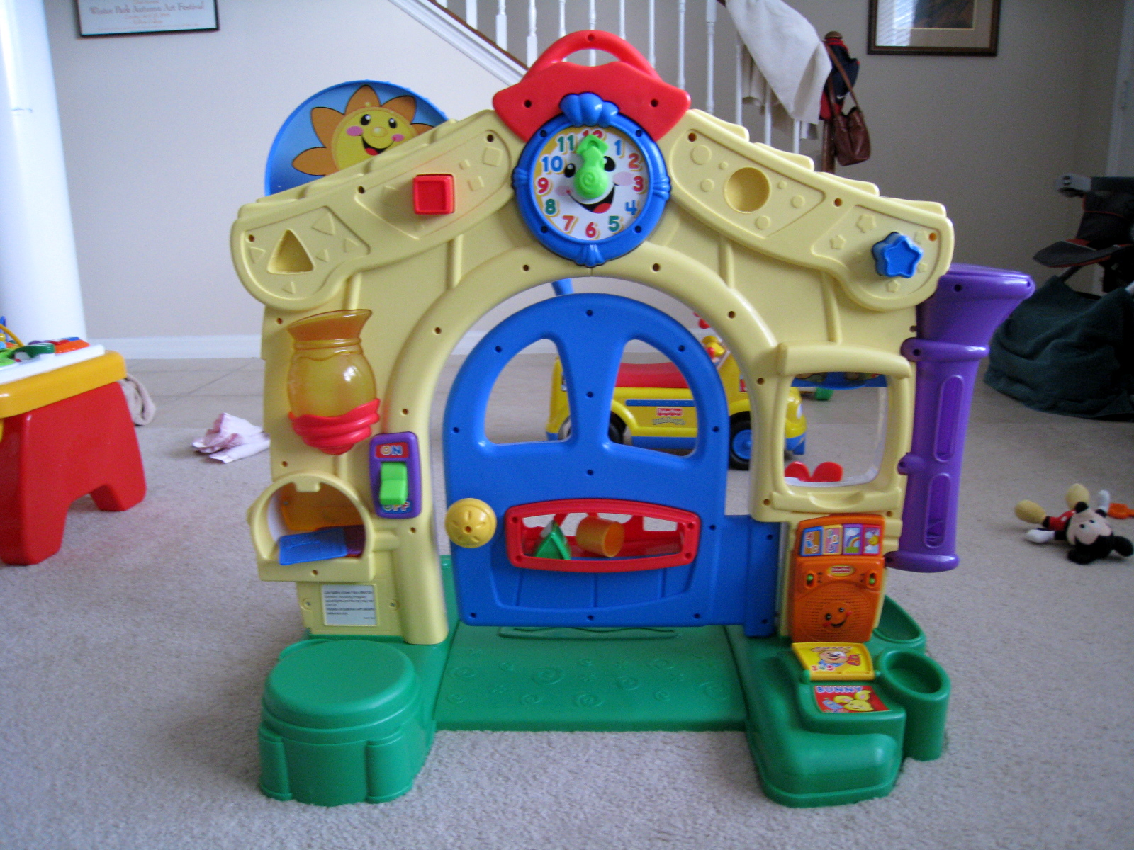 Fisher Price Toys : Mommy s favorite things toys that grow with your child