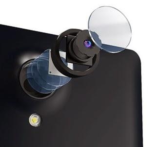 hp android kamera 13MP