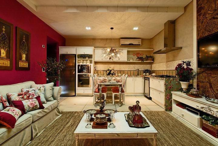 decoracao de interiores em estilo provencal:Design de Interiores.: Estilo Provençal – Simples, Delicado e
