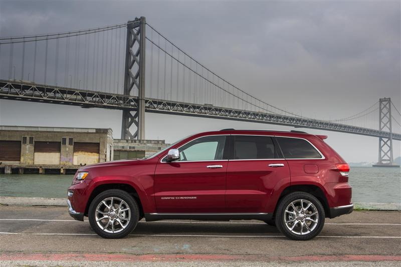 All \'bout Cars: Jeep Grand Cherokee WK2