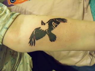 great crow tattoos