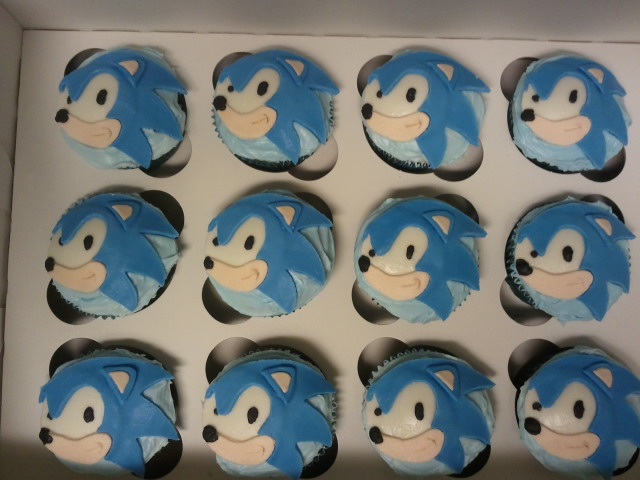 1000  images about sonic cake on Pinterest