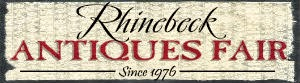 Logo for Rhinebeck Antiques Fair