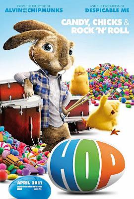 Watch Hop 2011 BRRip Hollywood Movie Online | Hop 2011 Hollywood Movie Poster