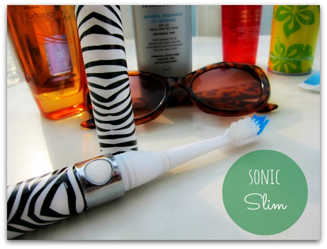 Violife Sonic Slim toothbrush