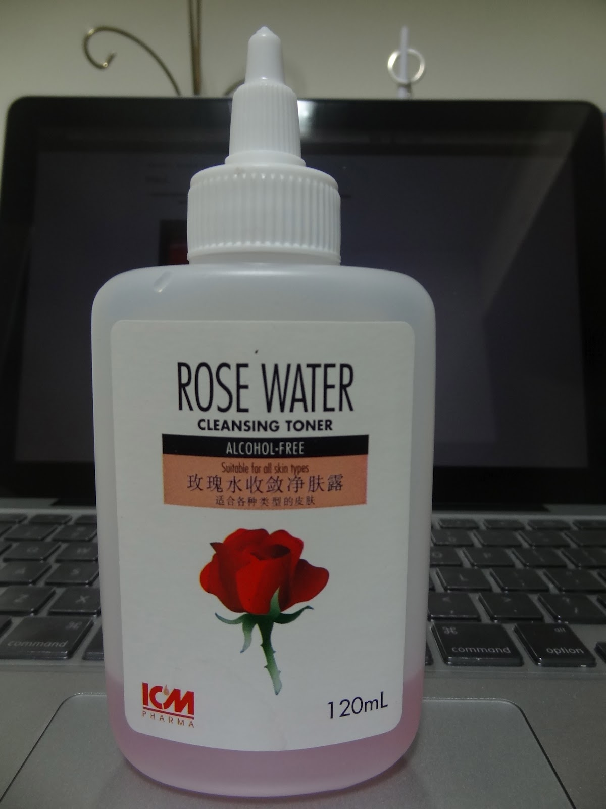 Where to buy rose water in singapore