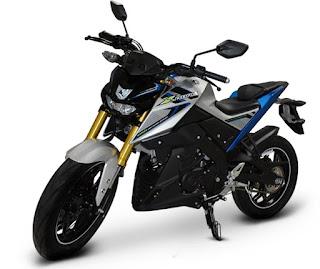 Yamaha Xabre 150 Silver