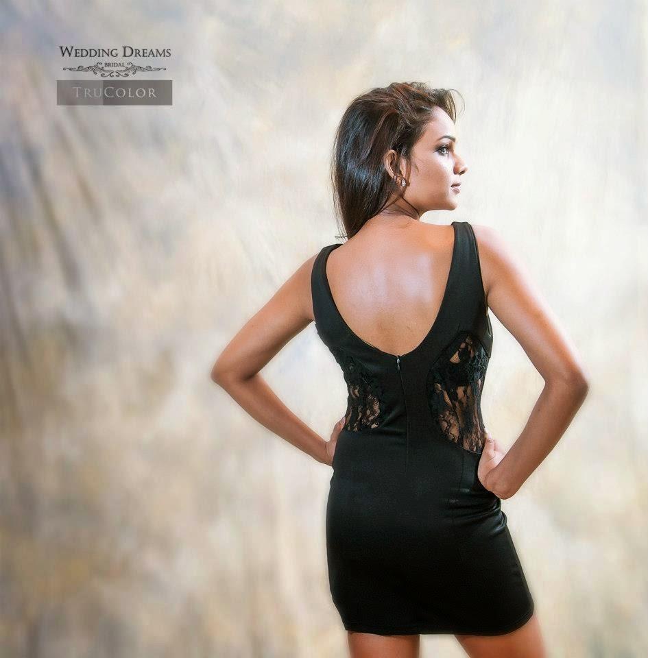 Shermali Perera black butt