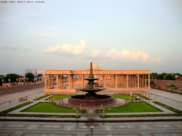 Bauddha Vihar Shanti Upvan in Lucknow, UP, India
