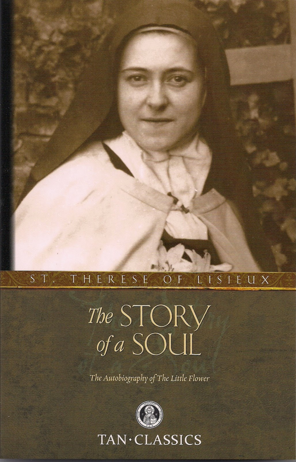 st therese of lisieux the story of a soul pdf