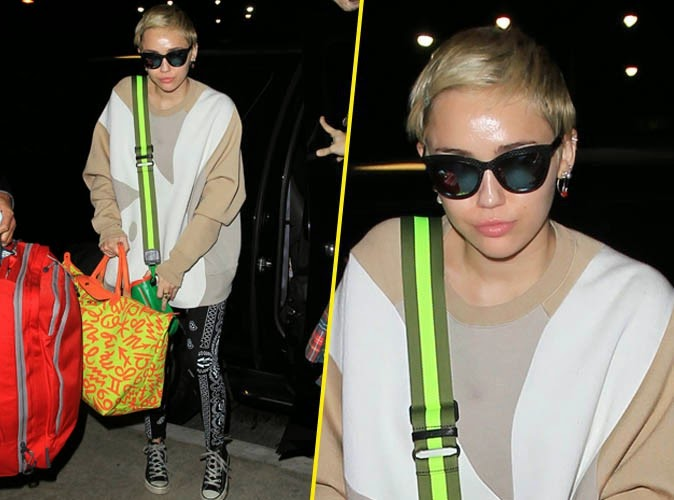 Miley Cyrus in trouble after stealing a very intimate object