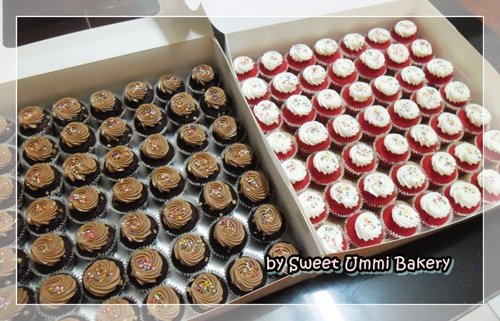 Mini Cuppies - 49ps/box