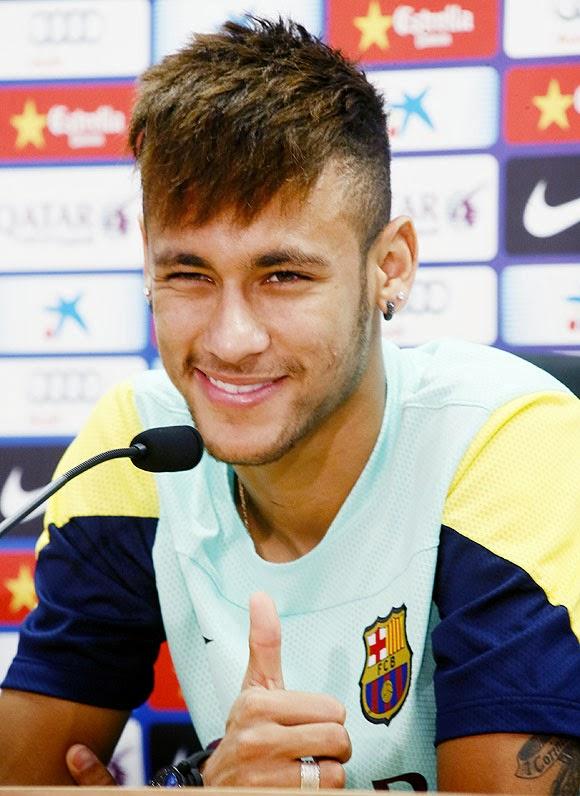 Profil Neymar Da Silva  Arsip Sepakbola