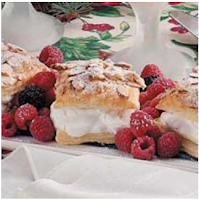 Almond-Puff-Pastries-Breakfast-Recipe