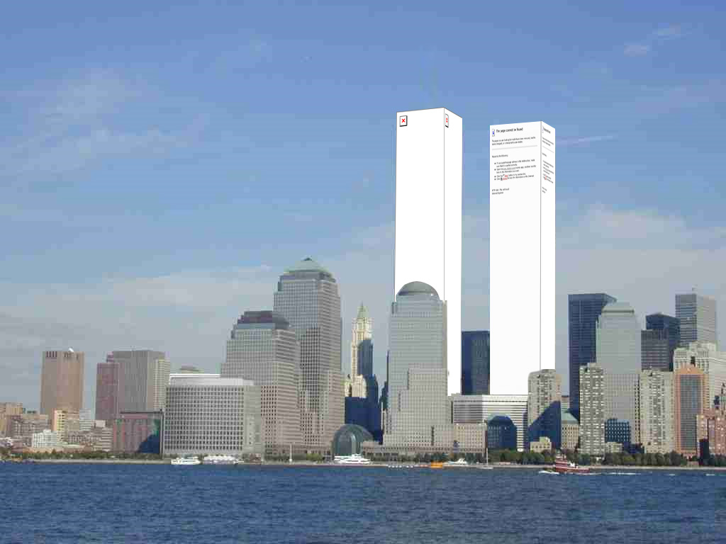the twin towers To put it politely, skilling believed the only thing that could bring down the twin towers was controlled demolition, certainly not a fire alone.
