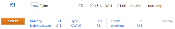 Flybe jersey