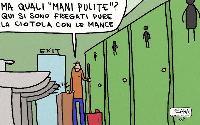 Autogrill Gava satira vignette