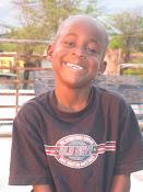 Cutest little boy in Haiti!!