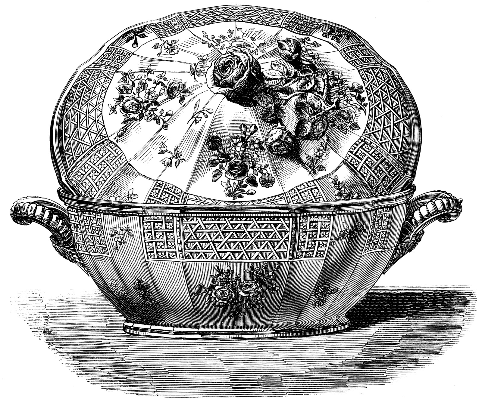 Vintage Pot 13