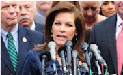 Michele Bachmann Says No to Another Run