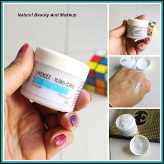 TNC Lavender Ylang Ylang Body Butter
