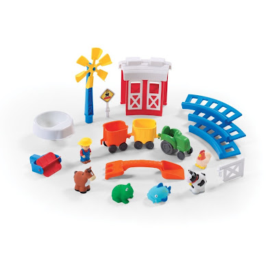 Sand & Water Fun Farm accessories