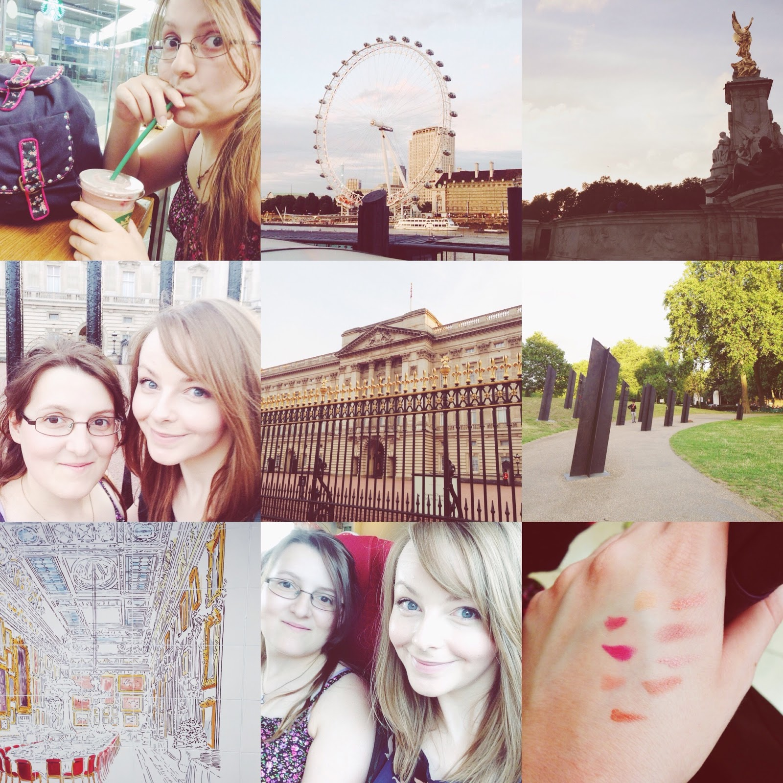 Instagram, Montage, London