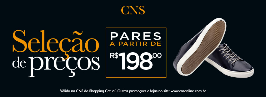 CNS Catuaí Shopping