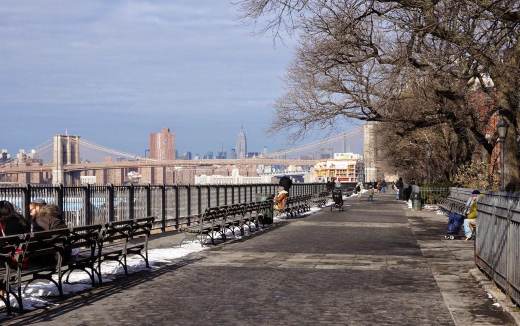 Brooklyn Relics Brooklyn Heights Promenade