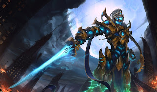 Pulsefire Master Yi by supermarine
