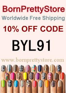 Código Promocional - Born Pretty Store 10%