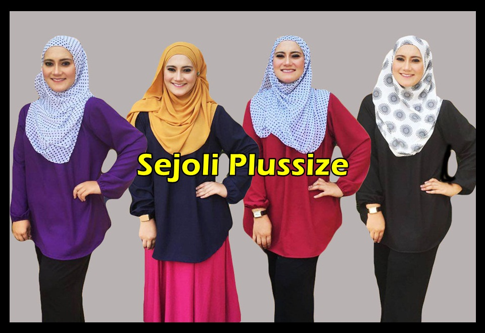 SEJOLI PLUSSIZE : Plus Size Fashion