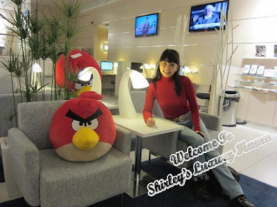luxury haven with angry birds in helsinki